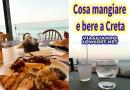 Cosa mangiare e bere a Creta – Grecia