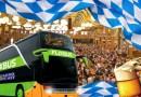 All'Oktoberfest con Flixbus