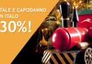 Offerta 30% italo natale e capodanno
