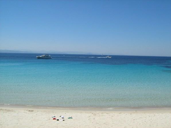 spiaggia grand sperone corsica sud