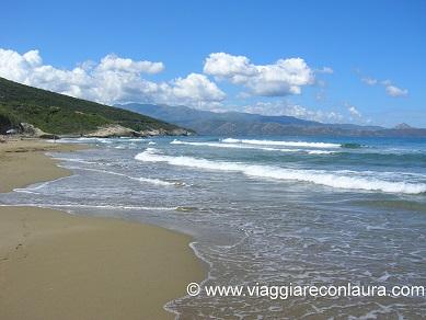 corsica del nord spiagge