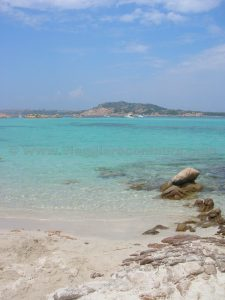 spiaggia del cavaliere isola budelli