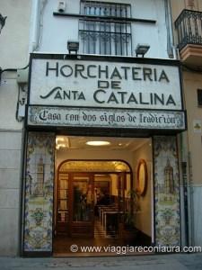 orchateria santa catalina valencia