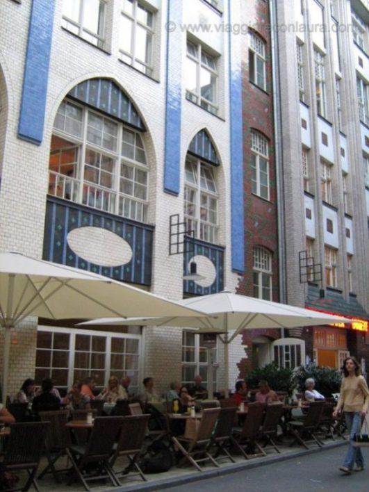 Hackesche Hofe berlino