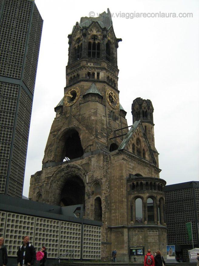 Kaiser Wilhem Gedachtniskirche Berlino