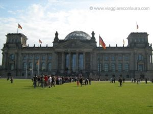 parlamento berlino