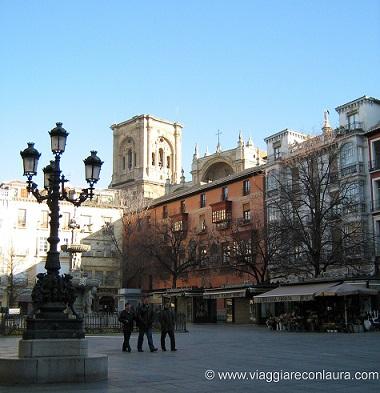 Plaza Bob-Rambla granada