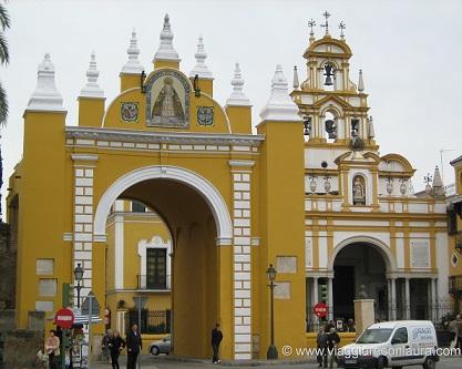 chiesa macarena siviglia