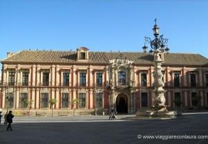 palazzo arcivescovile siviglia