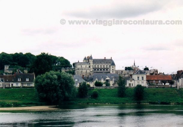 amboise castelli della loira