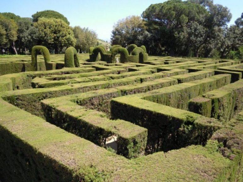 labirinto de horta barcellona