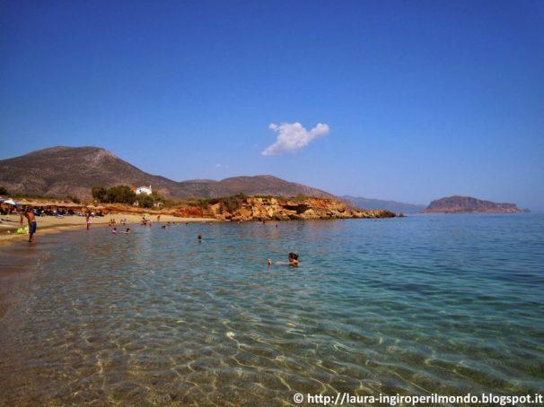 spiaggia di Abelakia