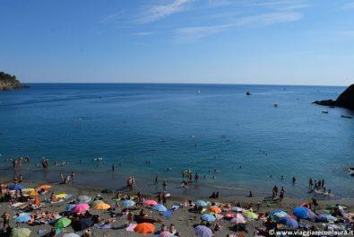 bonassola spiaggia