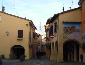 Dozza murales bologna