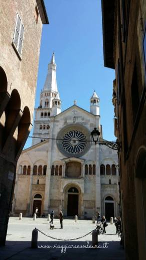 Modena duomo e ghirlandina