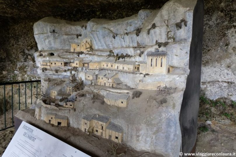 Roque saint Christophe valle vezere