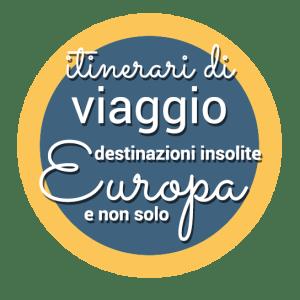 itinerari di viaggio e destinazioni insolite in Europa
