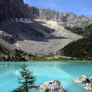 lago sorapis come raggiungerlo