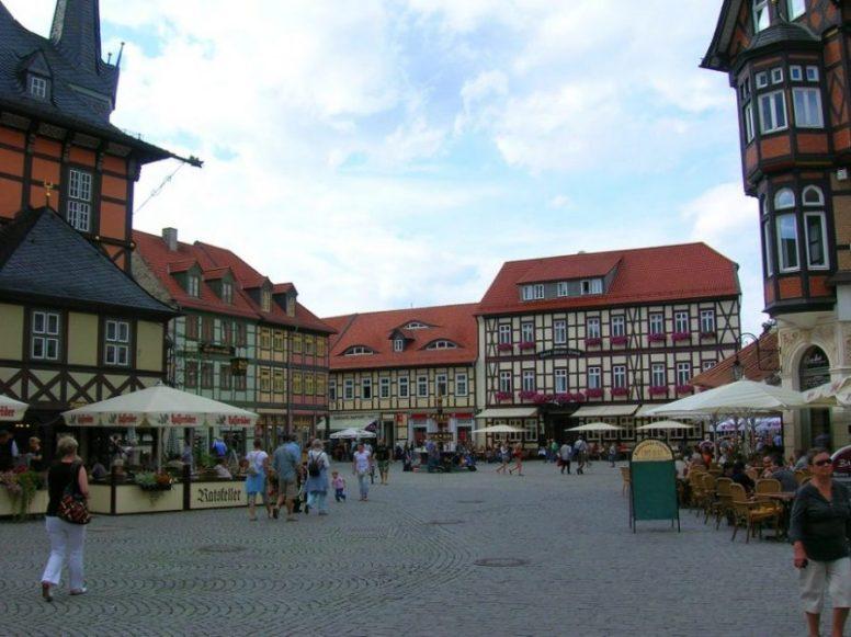 wernigerode marktplatz