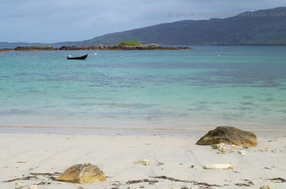 connemara spiagge irlanda