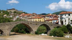 ponte della cresa pontremoli lunigiana toscana