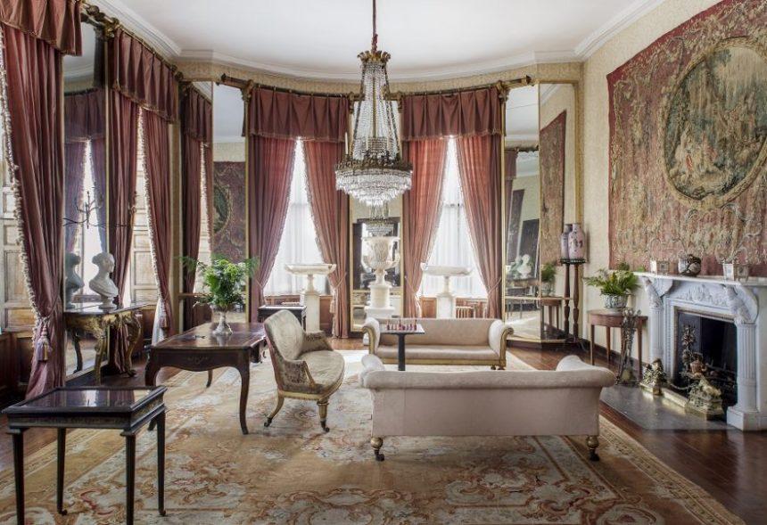 rose drawing room
