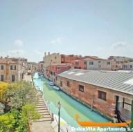 appartamento a venezia sui canali