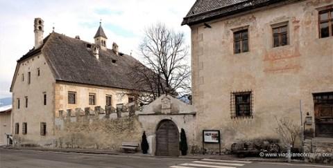 castel velturno valle isarco