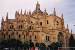 segovia cattedrale