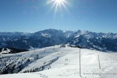 dove sciare in austria con bambini