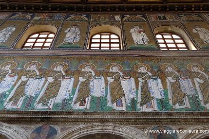 basilica s.apolinnare nuovo ravenna