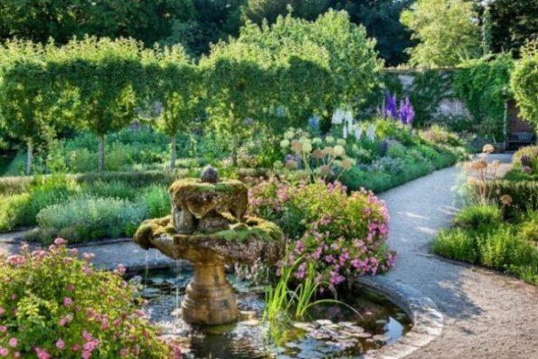 kitchen garden highgrove