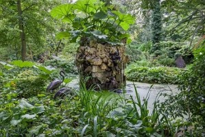 The Stumpery - Highgrove Gardens