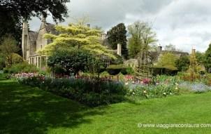 la campagna inglese più bella barnsley house