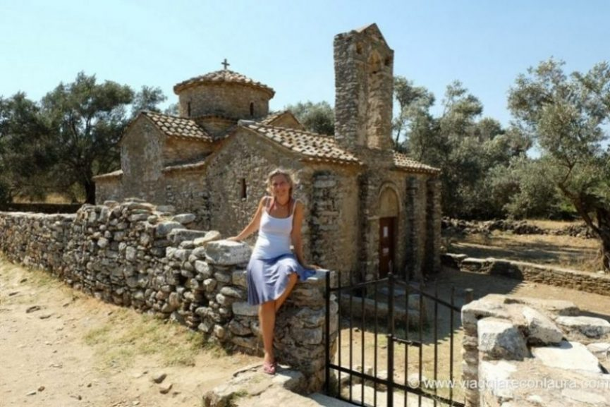 naxos chiesa bizantina
