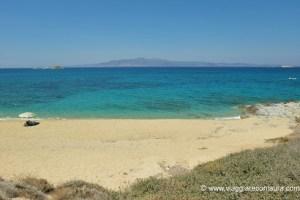 spiagge più belle naxos