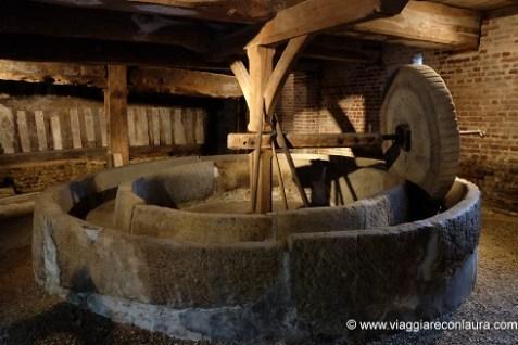 la via del sidro in normandia
