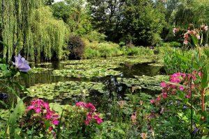 normandia giardino monet