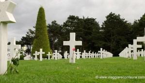 sbarco in normandia luoghi cimitero americano colleville
