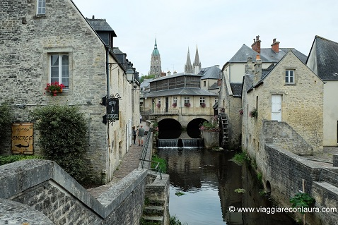 bayeux cosa vedere