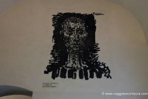 museo deportato carpi - graffite picasso