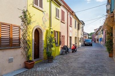 rimini borgo s.giuliano
