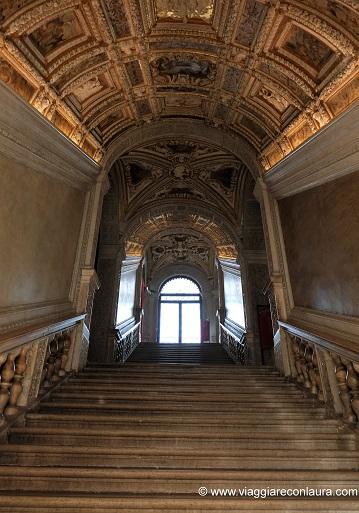 visita palazzo ducale venezia scala d'oro