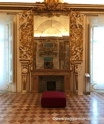palazzo ducale sassuolo appartamento stuccato