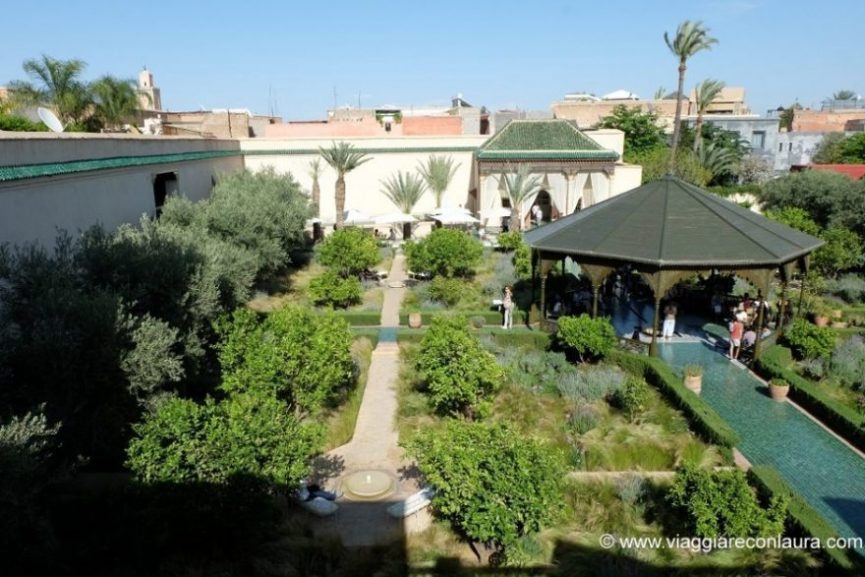 cosa visitare a marrakech jardin secret