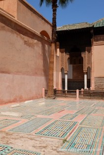 marrakech cosa vedere tombe saadiane
