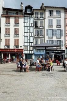 paesi baschi cosa vedere bayonne france
