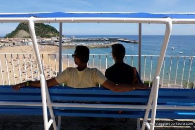 tour nei paesi baschi spagnoli - getaria