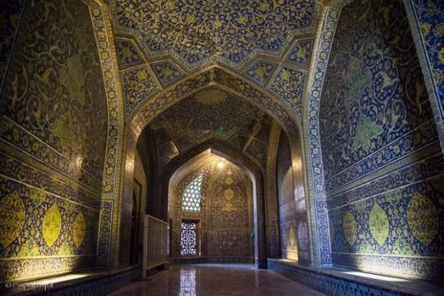 cosa vedere a isfahan-moschea-sheikh-lotfollah