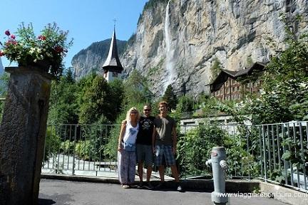 cosa vedere in svizzera lauterbrunnen